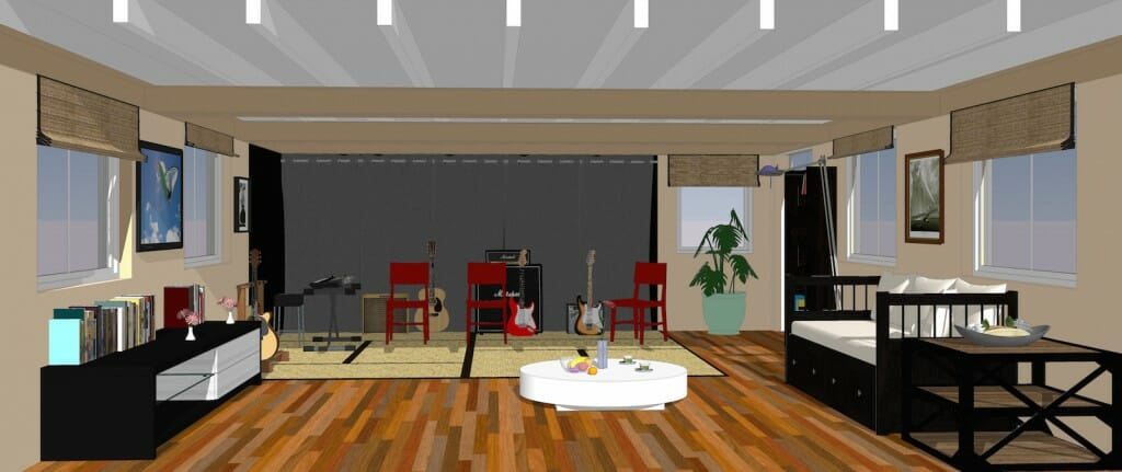 View2 Music Room