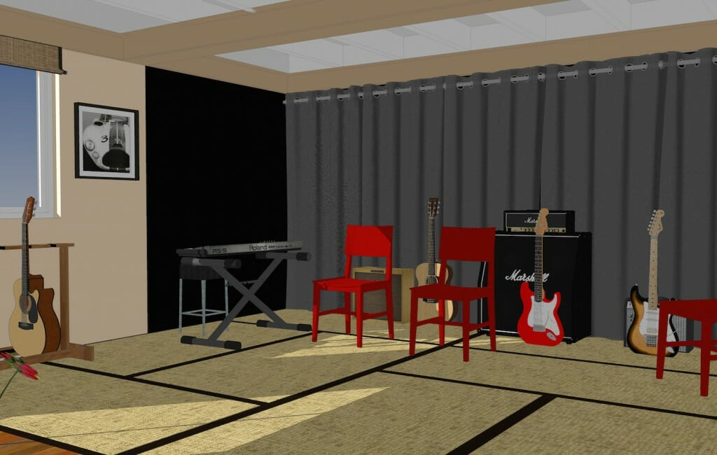View3 Music Room