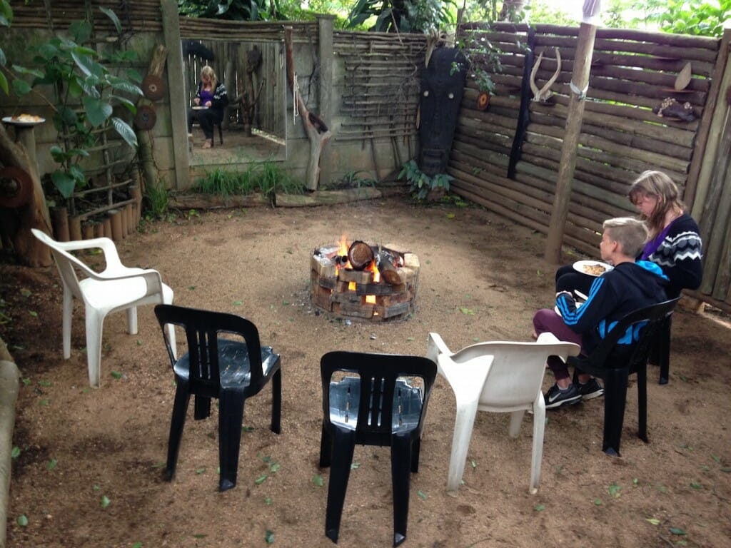 Scotty's Boma and Firepit